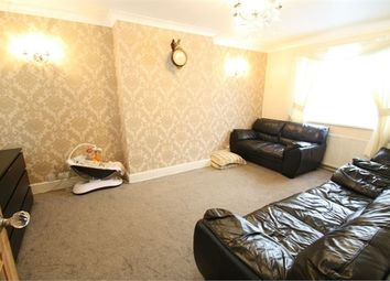 Thumbnail 3 bed end terrace house for sale in Brooks Avenue, East Ham, London