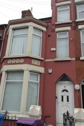 Thumbnail 6 bedroom terraced house for sale in Sheil Road, Liverpool