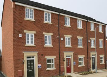 Thumbnail 4 bed mews house for sale in Off Melton Road, Barrow Upon Soar