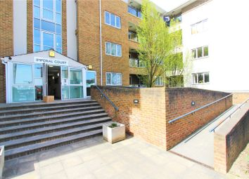 Thumbnail 2 bed flat for sale in Imperial Court, Empire Way, Wembley