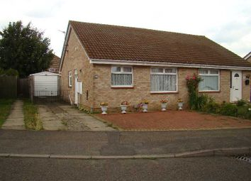 Thumbnail 2 bed semi-detached bungalow to rent in Kingston Crescent, Chatham