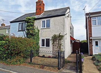 Thumbnail 2 bed cottage for sale in Goat Lodge Road, Great Totham, Essex