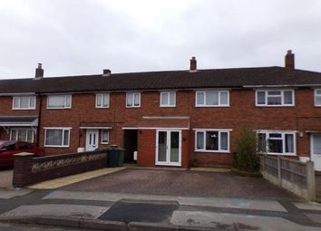 Thumbnail 3 bed terraced house for sale in Catshill Road, Brownhills, .