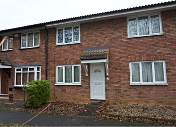 Thumbnail 2 bed terraced house to rent in Sharman Walk, Bradwell, Milton Keynes