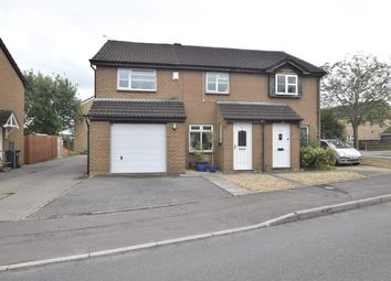 Thumbnail 3 bed semi-detached house for sale in Auburn Avenue, Longwell Green, Bristol, Gloucestershire