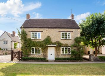 Thumbnail 4 bed detached house for sale in High Street, Standlake, Witney