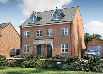 "Thumbnail 3 bed semi-detached house for sale in ""The Acton"" at Pershore Road, Evesham"