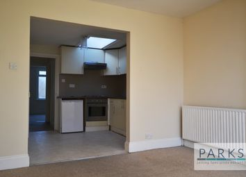 Thumbnail 1 bed flat to rent in Preston Road, Brighton