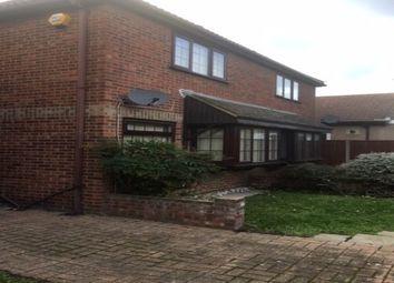 Thumbnail 1 bed property to rent in Benjamin Court, Rainham