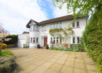 Thumbnail 4 bed detached house for sale in Selvage Lane, London