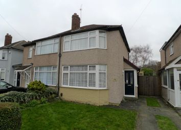 2 bed semi-detached house to rent in St Audrey Avenue, Bexleyheath DA7