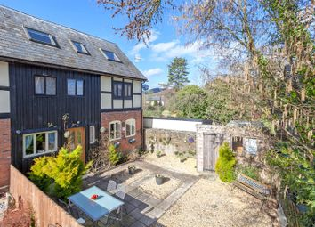 Thumbnail 4 bed end terrace house for sale in Elvins Cottage, Broad Street, Presteigne