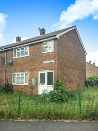 3 bed end terrace house for sale in Throstle Row, Knottingley WF11