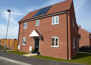 Thumbnail 2 bed semi-detached house for sale in Salhouse Road, Hoveton, Norwich