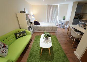 Thumbnail Studio to rent in Huntingdon Street, City Centre, Nottingham