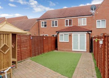 Thumbnail 3 bedroom terraced house for sale in Alabaster Avenue, Houghton Regis, Dunstable