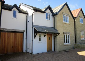 Thumbnail 4 bedroom detached house for sale in Quab Lane, Wedmore