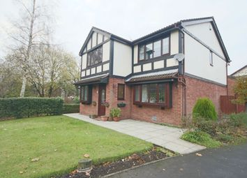 Thumbnail 4 bed detached house for sale in Hunts Field, Clayton-Le-Woods, Chorley