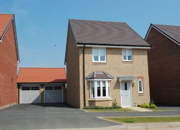 Thumbnail 3 bed detached house to rent in Abbotsbury Drive, Monksmoor Park, Daventry