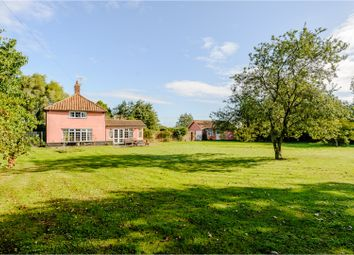 Thumbnail 3 bed detached house for sale in Wells Corner, Laxfield, Woodbridge