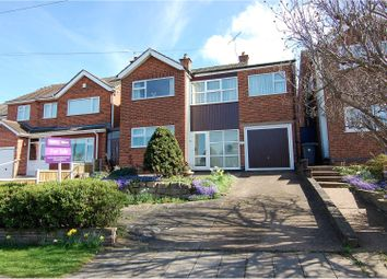 Thumbnail 4 bed detached house for sale in Boxley Drive, West Bridgford