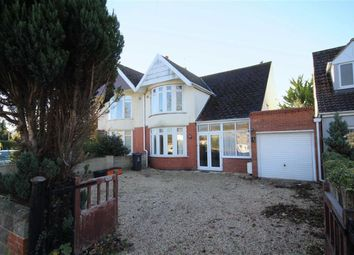 Marlborough Road, Old Town, Old Town, Wiltshire SN3. 3 bed semi-detached house