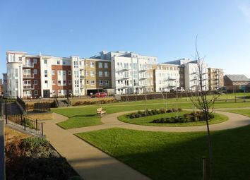 Thumbnail 2 bed flat to rent in Heathland Court, 3 Grebe Way, Maidenhead