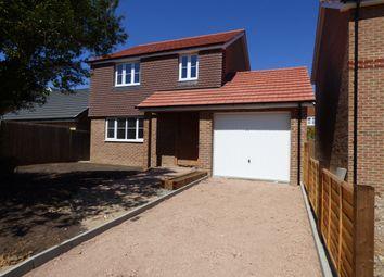 Thumbnail 3 bed detached house for sale in Elsie Cottages, Toddington Lane, Littlehampton