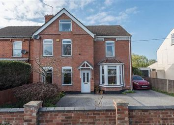 Thumbnail 5 bed semi-detached house for sale in Newark Road, North Hykeham, Lincoln