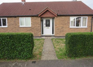 Thumbnail 2 bed bungalow to rent in Plover Road, Essendine, Stamford