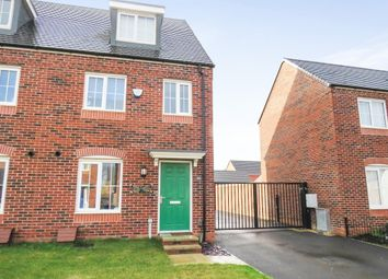3 bed semi-detached house for sale in Mayfly Road, Northampton NN4