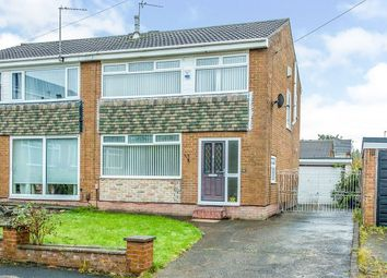 Thumbnail 3 bed semi-detached house to rent in Greengate, Fulwood, Preston