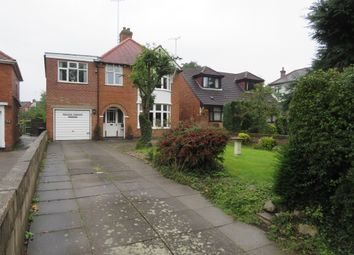 Thumbnail 4 bed detached house for sale in Tutbury Road, Horninglow, Burton-On-Trent