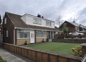 Thumbnail 4 bed semi-detached house for sale in Victoria Way, Royton, Oldham