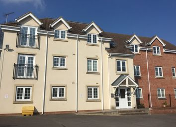 Thumbnail 2 bed flat to rent in Glebe Place, Highworth