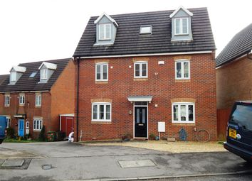 Thumbnail 5 bed detached house for sale in Cedar Way, Tonyrefail, Porth