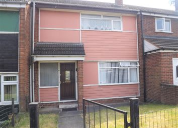 Thumbnail 2 bed town house for sale in Skipacre Avenue, Smallthorne, Stoke-On-Trent