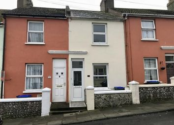 Thumbnail 2 bed terraced house for sale in Lawes Avenue, Newhaven, East Sussex