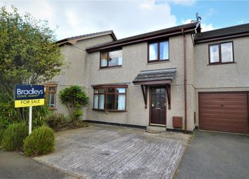 Thumbnail 4 bed terraced house for sale in Ash Drive, Hayle, Cornwall