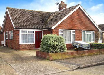 Thumbnail 2 bed bungalow for sale in Barnsite Gardens, Rustington, Littlehampton