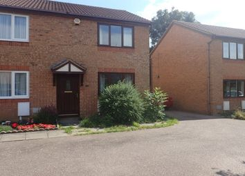Thumbnail 2 bed semi-detached house to rent in Groombridge, Kents Hill, Milton Keynes