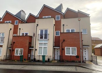 Thumbnail 3 bed town house to rent in Sinatra Drive, Oxley Park, Milton Keynes