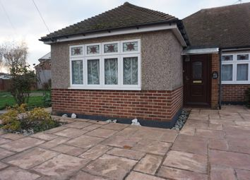 Thumbnail 2 bed semi-detached bungalow to rent in Lancing Road, Orpington