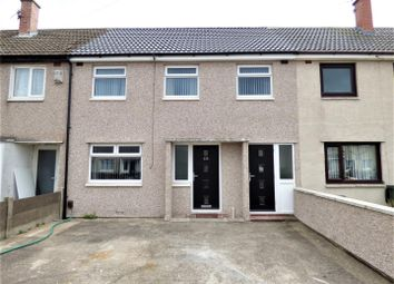 Thumbnail 3 bed terraced house for sale in Christie Avenue, Morecambe