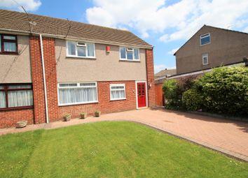 Thumbnail 4 bedroom property for sale in Bibury Crescent, Hanham, Bristol