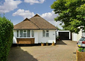 Thumbnail 2 bed detached bungalow for sale in Oakley Gardens, Banstead, Surrey