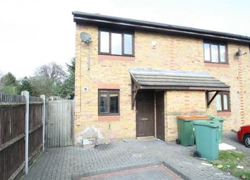 Thumbnail 2 bedroom end terrace house to rent in Silver Birch Gardens, East Ham, London