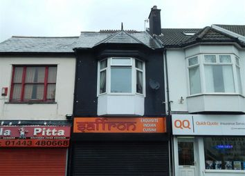 Thumbnail 1 bedroom flat to rent in Bridge Street, Pontypridd, Rhondda Cynon Taff