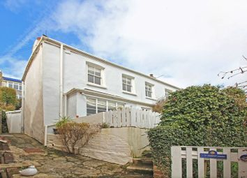 Thumbnail 2 bedroom cottage for sale in Marine Parade, St. Mawes, Truro