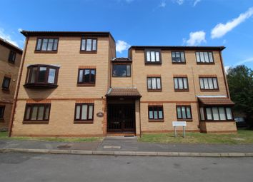 Thumbnail 1 bed flat for sale in Marwell Close, Gidea Park, Romford
